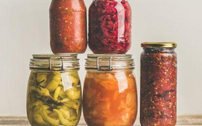 Fermente Turşu Tarifi & Fermente Gıdaların Faydaları