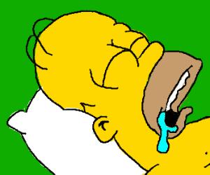 Uyurken Ağızdan Salya Akması parazit