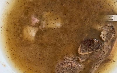 Muğla Kebap Çorbası Tarifi: Eşsiz, Geleneksel Lezzet