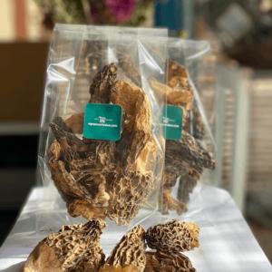 kuzu göbeği mantarı göbek mantarı 25 gr