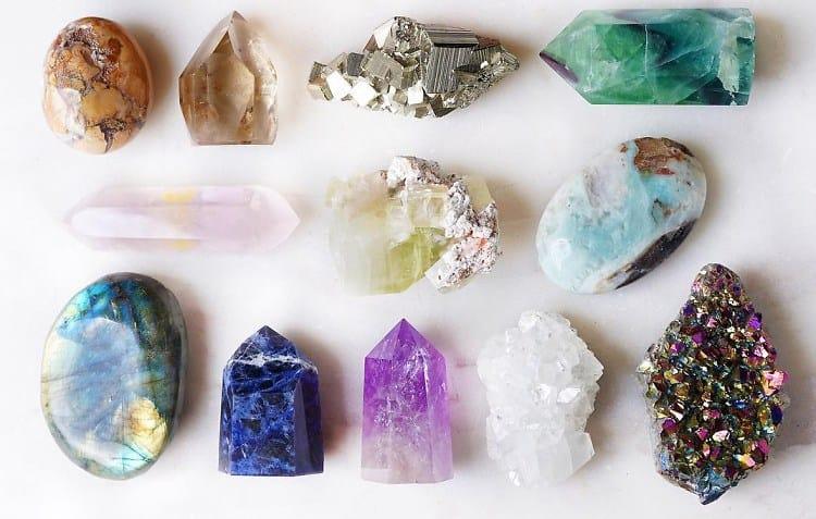 Kristal Taşların Şekilleri ve anlamları