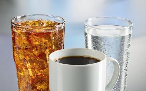 Açık çay su yerine geçer mi