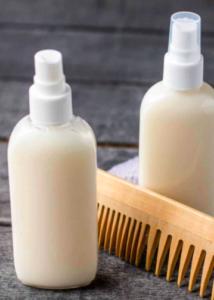 saç kremi yerine doğal çözüm