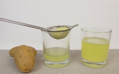 Patates Suyu Neye İyi Gelir? Patates Suyu Maskesi