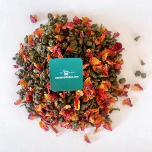 güllü çay doğal