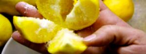 21 gün limon Ritüeli